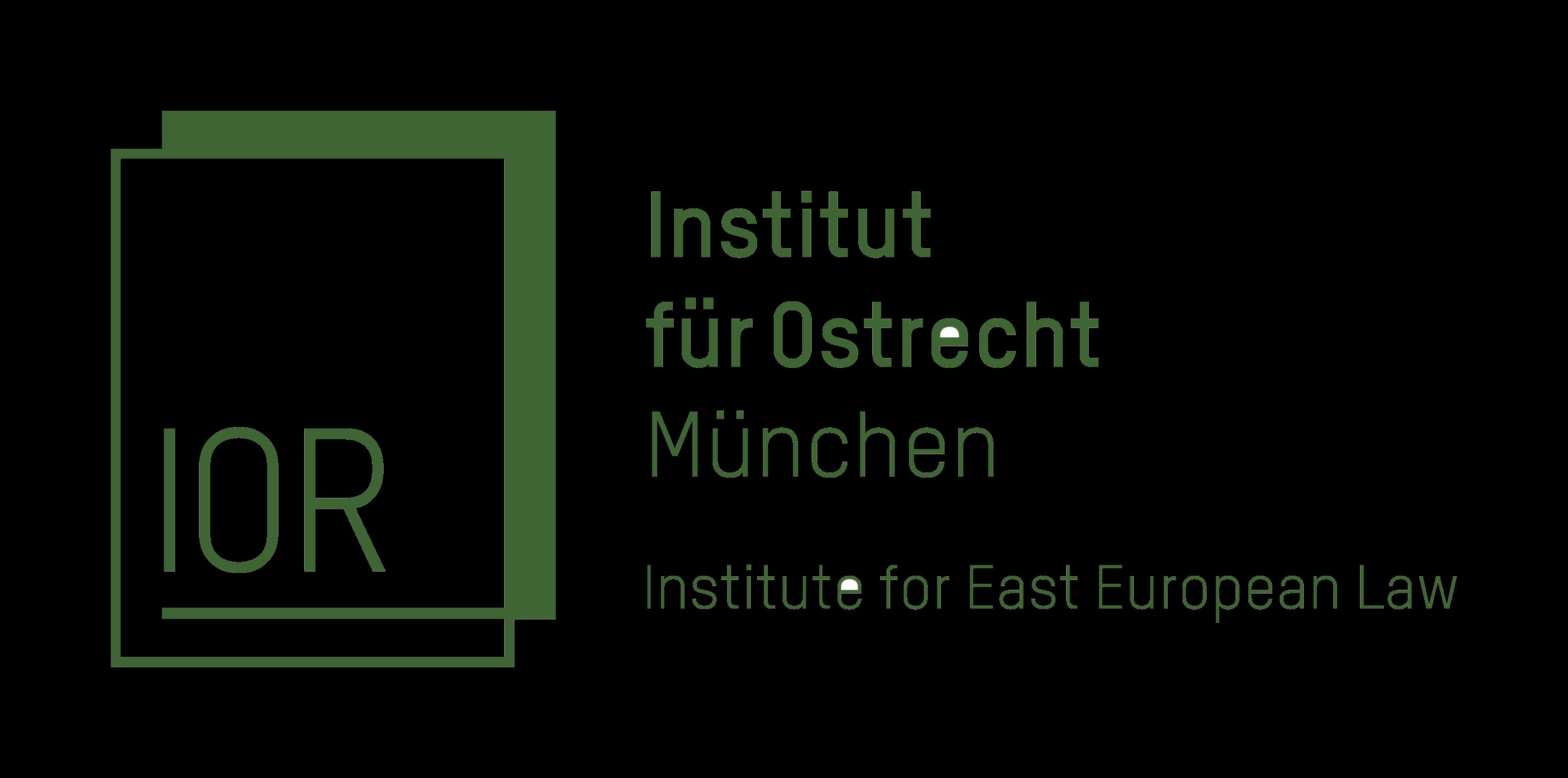 Institut für Ostrecht